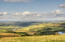 View from Holme Moss nr Homefirth